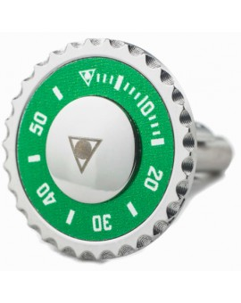 Gemelos Speedometer Official Verde
