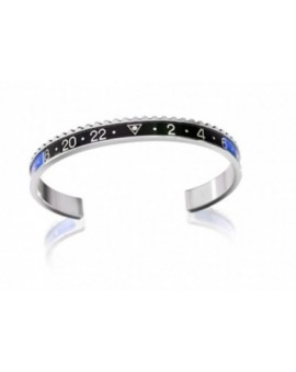 Black and Blue Speedometer Official Bracelet
