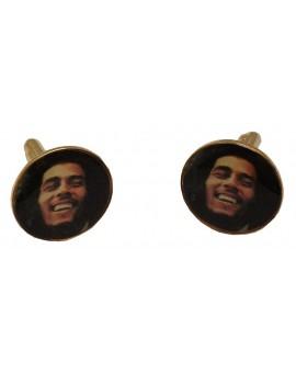 Bob Marley Cufflinks