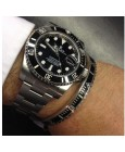 Black Speedometer Official Bracelet