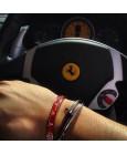 Pulsera Roja Speedometer Official (Edición Limitada)