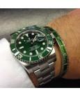 Green Speedometer Official Bracelet