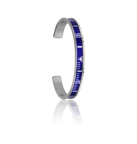 Blue Speedometer Official Bracelet