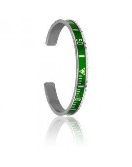 Pulsera Speedometer Official Verde