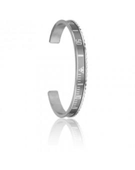 Silver Speedometer Official Bracelet