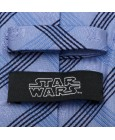 Corbata Darth Vader Azul
