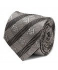 Corbata Darth Vader Gris Star Wars