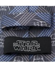 Corbata Darth Vader Azul Star Wars