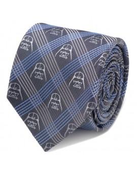 Blue Darth Vader Tie
