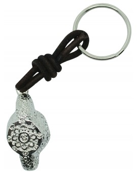 Bullfighter Hat Keychain
