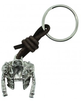 Bullfighter Jacket Keychain