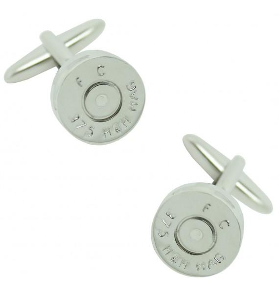 FC 375 MAG Caliber Cufflinks