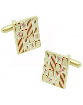 Spanish Royal Standard Cufflinks