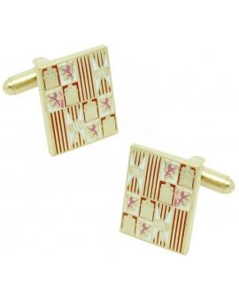 Spanish Royal Standard Cufflinks