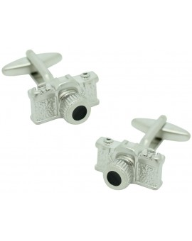Camera Cufflinks for men