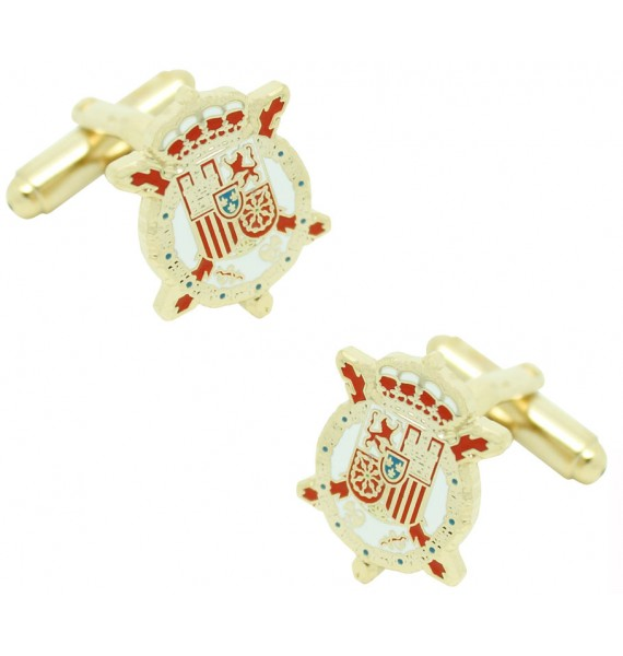 Royal House Juan Carlos I Cufflinks