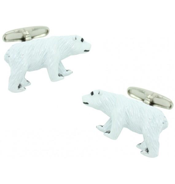 Gemelos para camisa Oso Polar