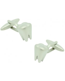 Tooth Cufflinks