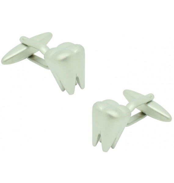 Tooth Cufflinks
