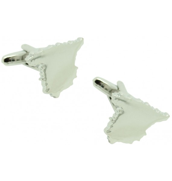 Spain Map Cufflinks for man
