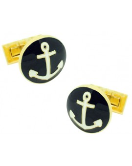 The Anchor Skultuna Cufflinks