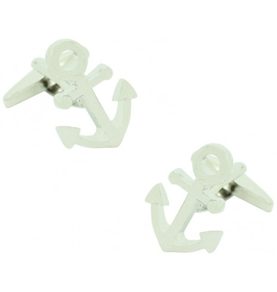 Yacht Anchor Cufflinks