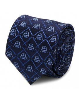 Corbata Darth Vader Lightsaber Azul Star Wars