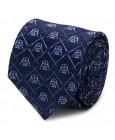 Darth Vader Lightsaber Blue Tie