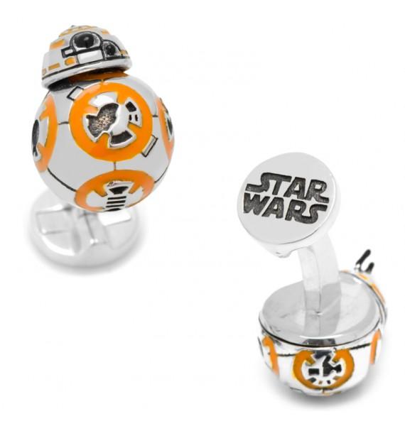 3D BB-8 Cufflinks