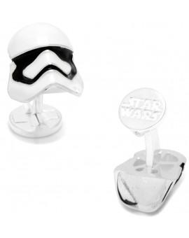 3D Stormtrooper Cufflinks