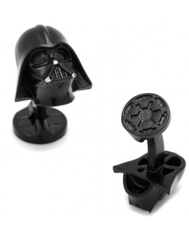 3D Darth Vader Cufflinks for man