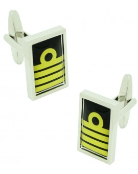 Ship Captain Cufflinks