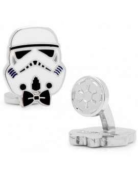 Dapper Storm Trooper Star Wars Cufflinks