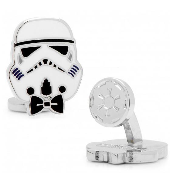 Dapper Storm Trooper Star Wars Cufflinks