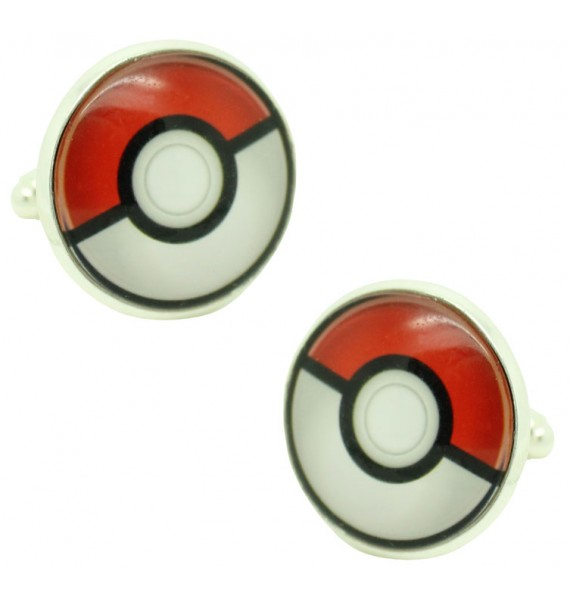 Pokémon GO Cufflinks