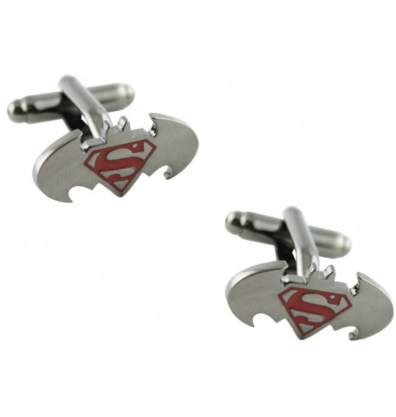 Batman v Superman Cufflinks