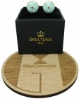 The Official Wedding Series Cufflinks - Seraphim Blue
