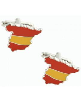 Gemelos Mapa de España