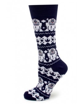 Calcetines R2D2 Holiday Edition Star Wars