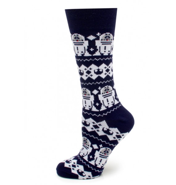 Navy Blue Rebel Alliance Star Wars Socks