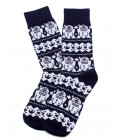 Navy Blue Rebel Alliance Star Wars Socks