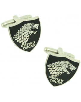 Game of Thrones Stark House Cufflinks