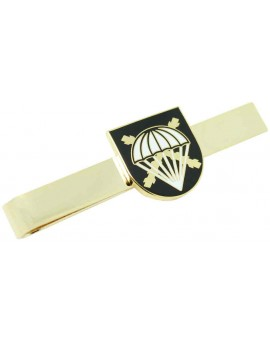 Paratrooper Brigade Tie Bar