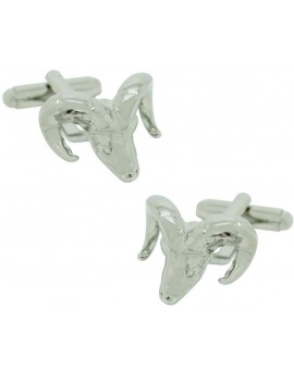 Ram Head Cufflinks