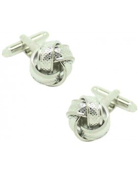 Rough Knot Cufflinks