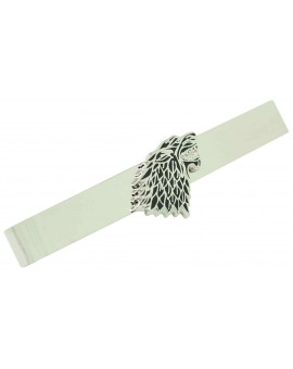 Game of Thrones Stark House Symbol Tie Bar