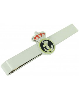 Spanish Armada Emblem Tie Bar