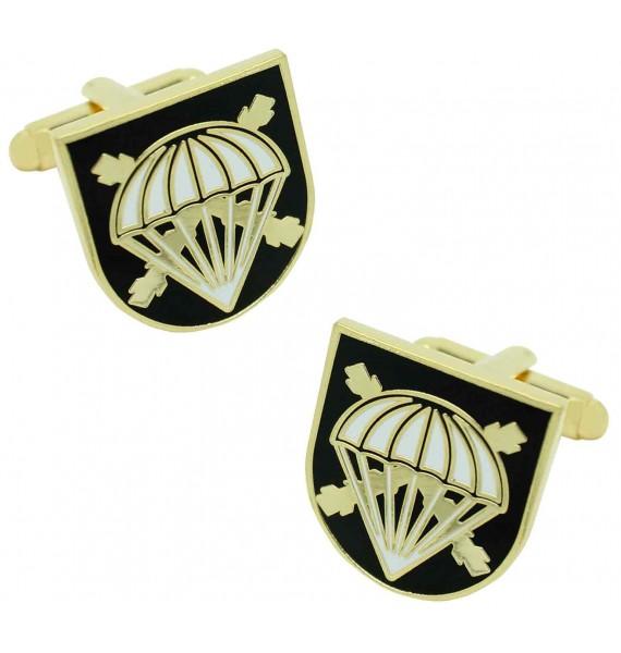 Gemelos para camisa Brigada de Paracaidistas