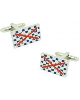 Tercio of Spinola Cufflinks