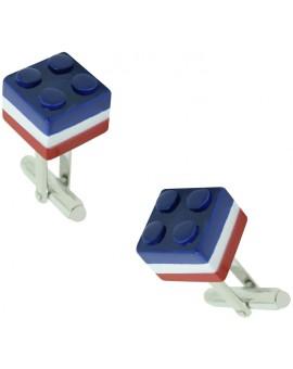 Gemelos LEGO Tricolor